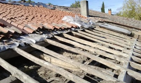 Rénovation de toitureà Toulouse
