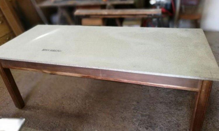 Meubles en zinc sur mesure à Toulouse