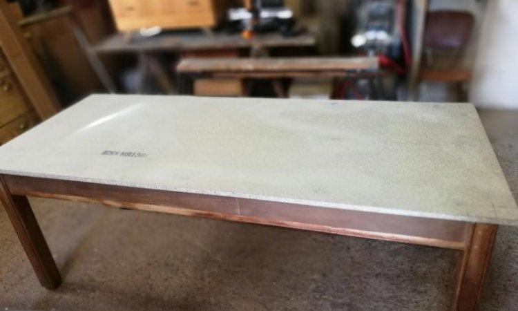 Meubles zinc sur mesureà Toulouse